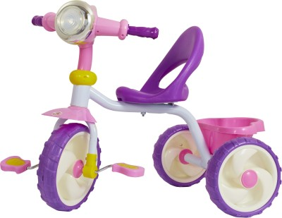 Baybee Giffin Tricycle - Pink Tricycle
