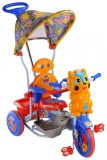 Mee Mee Rabbit Tricycle (Blue, Yellow)