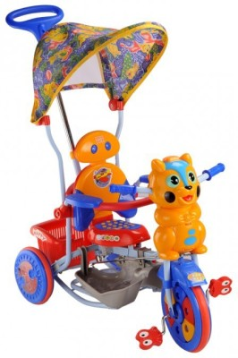Mee Mee Rabbit Tricycle(Blue, Yellow)