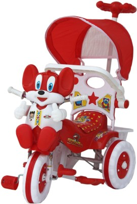 Amardeep BJ1004 Tricycle(Red)