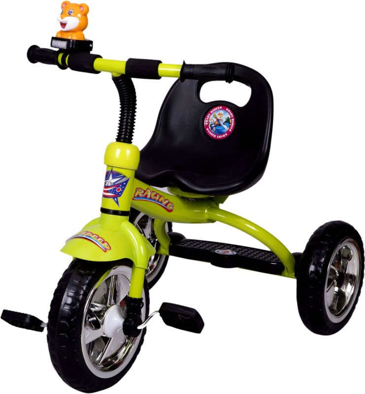 HLX-NMC Kids Racing Green Tricycle(Green)