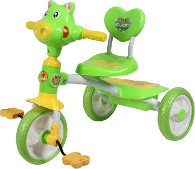BAYBEE Tia Tricycle (Green) Tricycle