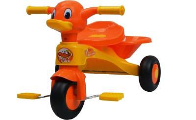 Taaza Garam Kids Bike Trike Bicycle Duck Toddler Children's 3 Wheel Ride On Tricycle