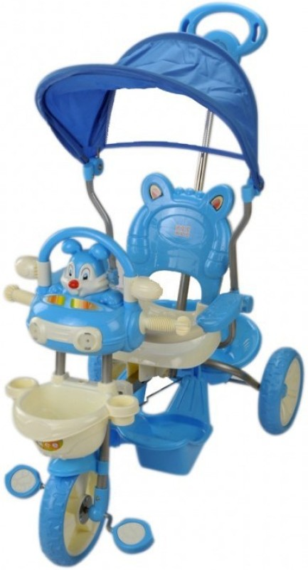 Mee Mee Rabbit Tricycle(Blue)