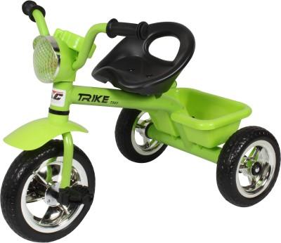 COSMIC TRIKE KIDS TRI-CYCLE GREEN Tricycle