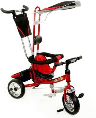 WAVE MART 6699 Tricycle(Red)