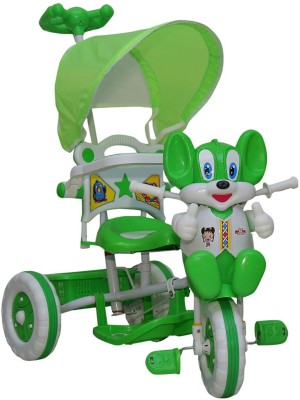 WAVE MART 1722MC Tricycle(Green)
