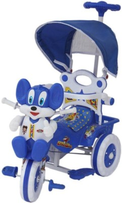 WAVE MART 1522MZ Tricycle(Blue)