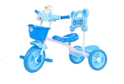 Baybee Maalito Tricycle - Blue Tricycle