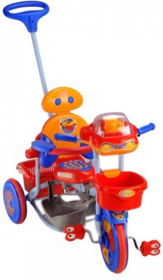 Mee Mee Car Tricycle(Red, Blue)