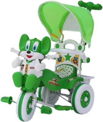 Amardeep BJ1003 Tricycle(Green)