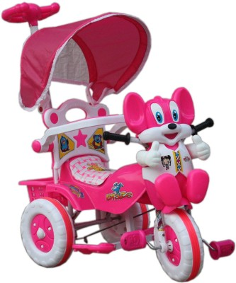 Amardeep 1522MZPink Tricycle