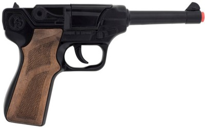 Gonher Police Pistol - 8 Shots