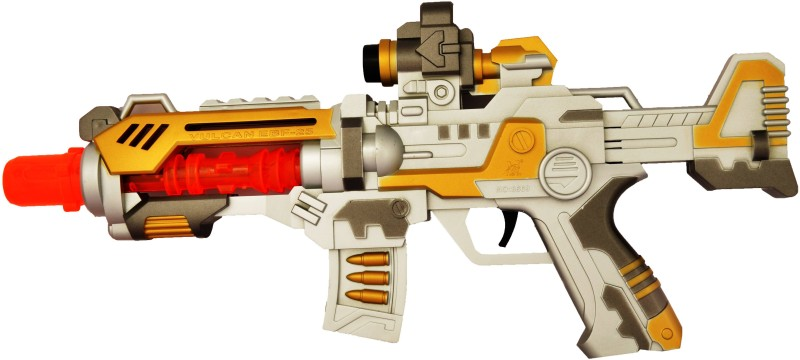 Just Toyz Machine Gun(Multicolor)