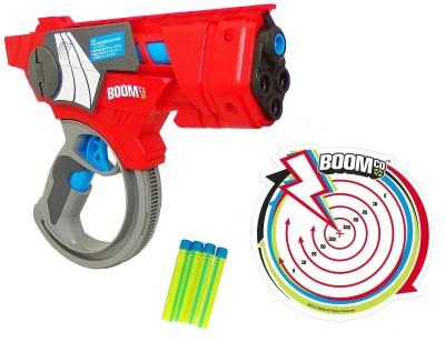 Mattel BOOM CO WHIPBLAST BLASTER - CHM21