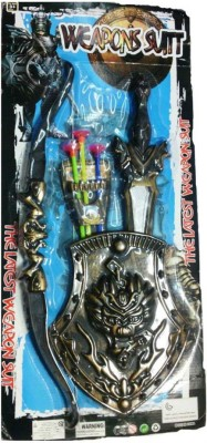 Turban Toys Weapon suit set