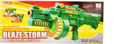 Just Toyz Soft Bullet Gun