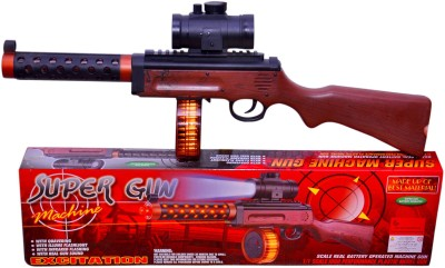 GA Toyz Super Machine Gun