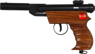 prijam BTW- 684 Wooden Handle Air Gun(Black)