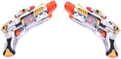 New Pinch lazer sound musical gun for kids (pack of 2 )
