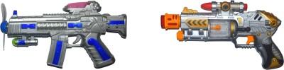 Shop4everything Smart Light Music Guns