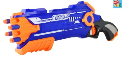 Mera Toy Shop Blaze storm Manual soft dart gun