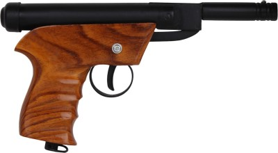 Y-O-U Bond Series-1W Air Pistol For Target Practice Metal Body with Wooden Handle