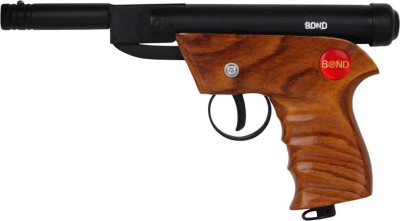 prijam BTW-1 Wooden Handle Air Gun(Black)