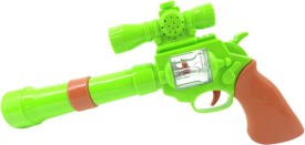MK Enterprises Projection Music Strike Gun(Multicolor)