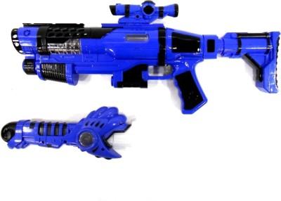 Starmark Electric Gun Set With Light&Music
