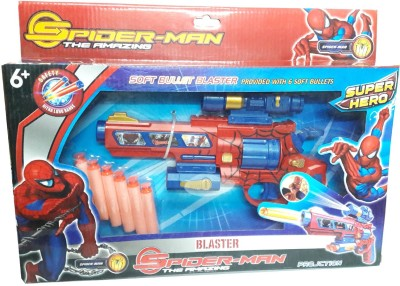 Lotus Spider - Man The Amazing Gun
