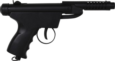 Y-O-U Bond Series-2W(A) Air Pistol For Target Practice Metal Body with Wooden Handle