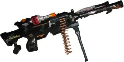 just toyz UnGun Harmless Battery Operated High Performance Assembled Plastic Model Gun