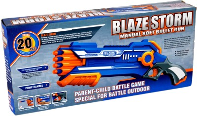 Tabu Tabu Blaze Storm Soft Bullet Gun Battle Game