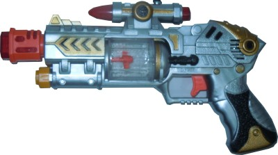 J And S Toys Sound And Laser Gun