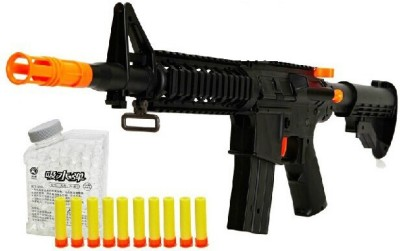 Lotus M16 Light Sound High Performance Dual Mode Water Bomb Gun