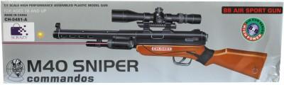 Scrazy M40 Sniper commandos Air Spot Gun