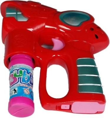 Homeshopeez Musical Bubble Gun