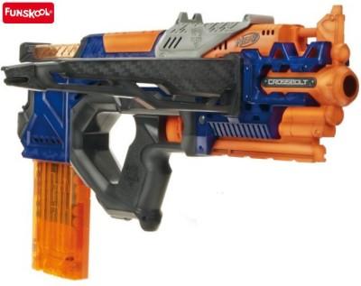 Funskool Nerf N-Strike Elite Crossbolt Blaster