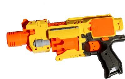 Scrazy Raging Fire Semi- Auto Soft Bullet Gun