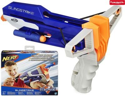 Funskool Nerf N-Strike Slingstrike Blaster