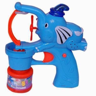 Homeshopeez Elephant Bubble Gun