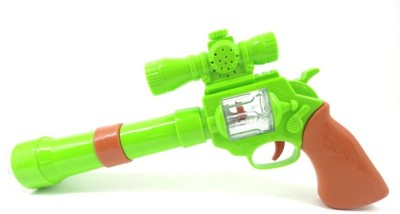 Wishkey Projection Music Strik Electric Gun Toy