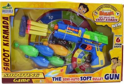 Chhota Bheem Soft Bullet Gun