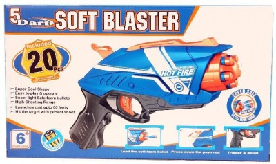Homeshopeez Soft Blaster Gun