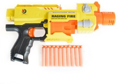 AV Shop Raging Fire Semi Auto Soft Bullet Gun