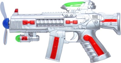 GA Toyz Super Silver Awesome Gun