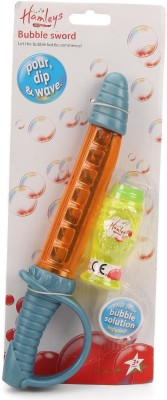 Hamleys Mini Bubble Sword