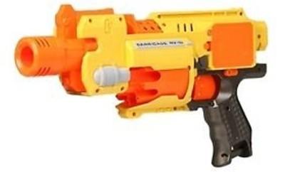 Blaze Storm 7006 Raging Fire Semi Auto B/O Soft Bullet Gun