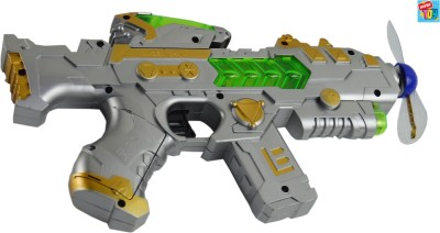 Mera Toy shop Burning Spin Gun